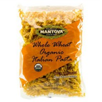 [macyskorea] Mantova Italian Organic Whole Wheat Pasta, Fusilli, 1-Pound Bags (Pack of 12)/8888024