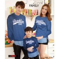 Sweater Family Couple | Baju Sweater Keluarga | Baju Lengan Panjang Couple BFPK AS49