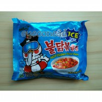 SAMYANG COOL - SAMYANG HOT CHICKEN COOL ICE (LOGO HALAL)