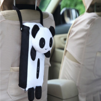 Tissue Bag Cartoon Bisa Digantung Di jok Mobil Car Organizer