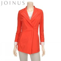 [Joinus] Slim jacket with casual sleeves -JA5S3WJK350 korean women style free shipping