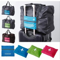 TAS KOPER TRAVEL LIPAT / HAPPY FLIGHT FOLDING BAG / FOLDABLE TRAVEL BAG