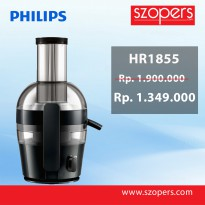 Philips Juicer Hr 1855