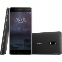 Nokia 6 RAM 4GB Internal 32GB - Garansi Distributor 1 Tahun