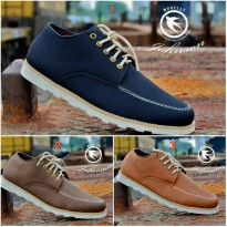 Sepatu Casual Tali Moofeat Johnson Men