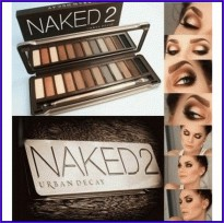 #Eyeshadow NAKED 2 old paking URBAN DECAY (EYESHADOW PALETTE) like ori