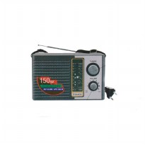 Radio Internasional F-100 AM/FM/SW