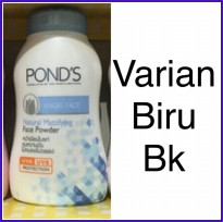 PONDS BB BIRU VARIAN NATURAL mattifying original thailand pons blue