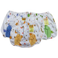 Deniz Celana Pop Bayi animal - 3 pcs - CPP038