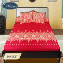 California Songket Sprei 180x200x20