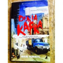 Novel Original Segel Dunia Kafka - Haruki Murakami