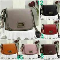 Tas Marc Jacobs New CrossBody Bahan Clemente Miror Like OriginvaL