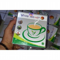 White Tea Plus Trica 1 paket isi 3 Box