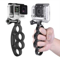 Knuckles Fingers Grip For Action Cam SJ4000 SJ5000 M10 GoPro Hero Xiaomi Yi Camera