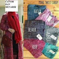 TWIST LONG CARDY