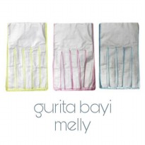 Melly Gurita Bayi Selusin - Warna Mix Standar SNI - 12pcs