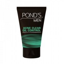 Ponds Men Acne Clear Oil Control 100gr