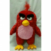 Boneka angry bird movie ( RED )