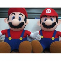 Boneka super mario bross