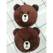 Bantal Line (Brown)