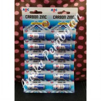 Promo Batu Baterai ABC AA 1 Lusin Battery A2 Fk2376