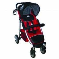 Chloe Baby - Baby Stroller Sports Series 3022 - Red