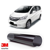 3M Auto Film / Kaca Film Mobil - Paket Medium Eco Black u/ Honda Freed