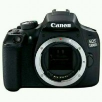 Canon EOS 1300D (BODY ONLY) Wi-Fi and NFC supported - Garansi Resmi