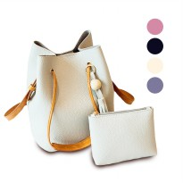 2In1 Tassel Sling Bag 4 Color