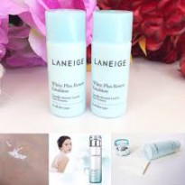 LANEIGE White Plus Renew 2item refiner emulsion 15ml Pembersih Kulit Wajah - SKDO