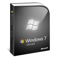 /License windows 7 Ultimate 32/64-bit