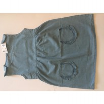 dress anak soft jeans oshkosh