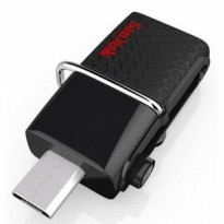 SanDisk Dual USB Drive 3.0 16GB | Flashdisk OTG 16 GB Android PC Ultra