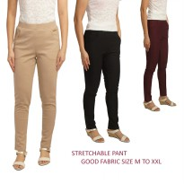 Celana Panjang Stretch 4 warna Jersey pant Bahan tebal imported product