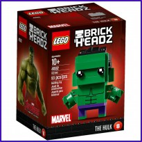 LEGO 41592 - Brickheadz - The Hulk