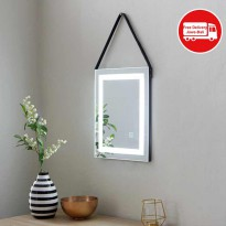 MIRROR LED SQUARE