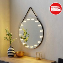 THE OLIVE HOUSE - MIRROR LED ROUND