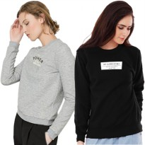 New Arrival / Casual Sweater / Baju hangat / Sweater Wanita / Sweater Wanita