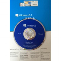 Windows 8.1 Profesional SP1 64-Bit with CD Package