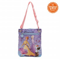 Frozen II Autumn Shoulder Bag Purple