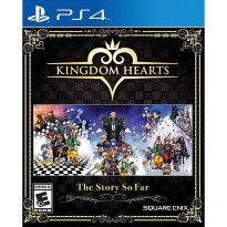 Kingdom Hearts The Story So Far Game PS4 (R2)