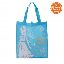 Frozen II Shopping Bag Blue