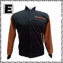 Jaket Kulit Baseball 2 For Men / Ariel NOAH