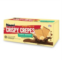Mayasi Crepes Chocolate Banana 90 Gr