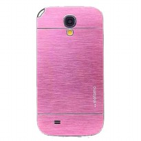 Motomo Shield Compact Protective Cool Protector Tough Case For Samsung Galaxy S4 - Baby Pink