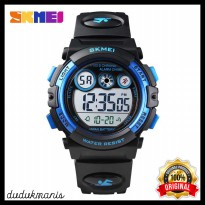 SKMEI Kids Jam Tangan Sporty Anak Waterproof LED Afterglow FAS-086