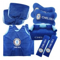 Bantal Mobil Exclusive 5 in 1 Club Chelsea