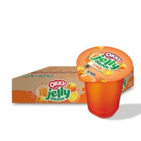 Okky Jelly Drink Jeruk 150 ml – Karton