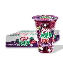Okky Jelly Drink Big Blackcurrant 220 ml - Karton