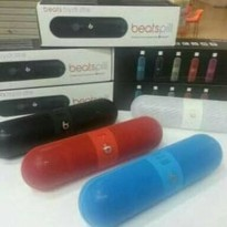 Terbaik speaker bluetooth bluetoot bluetot mini kecil beats logo F cas charger Ay3095